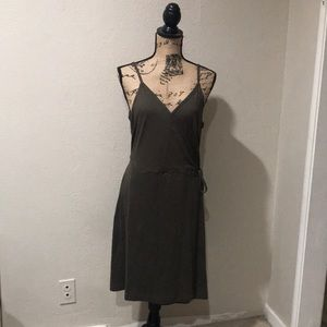 H & M Faux Wrap Dress